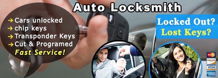 Auto Locksmith in Texas